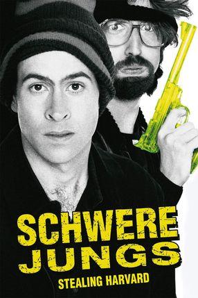 Poster: Schwere Jungs - Stealing Harvard