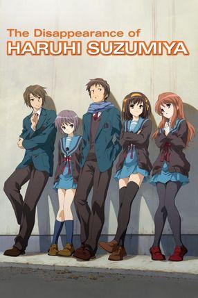 Poster: Das Verschwinden der Haruhi Suzumiya