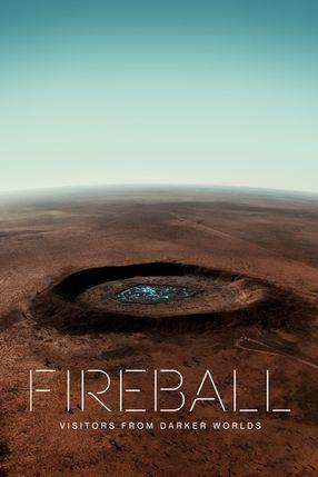 Poster: Fireball - Besuch aus fernen Welten