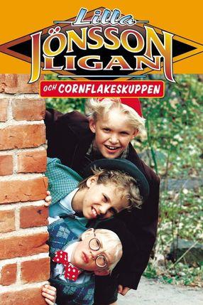 Poster: Die Jönsson-Bande und der Cornflakesraub