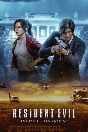 Poster: Resident Evil: Infinite Darkness