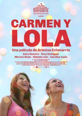 Poster: Carmen & Lola