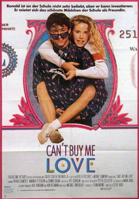 Poster: Can't Buy Me Love