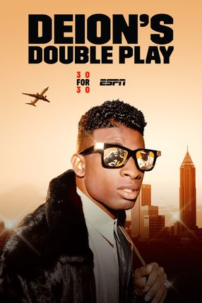 Poster: Deion's Double Play