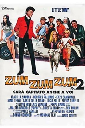 Poster: Zum Zum Zum n.2 - Sarà capitato anche a voi
