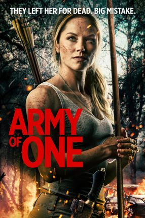 Poster: One Girl Army