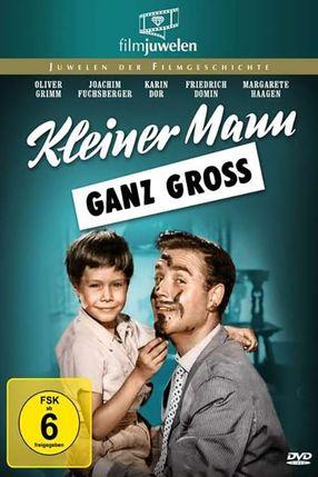 Poster: Kleiner Mann - ganz groß