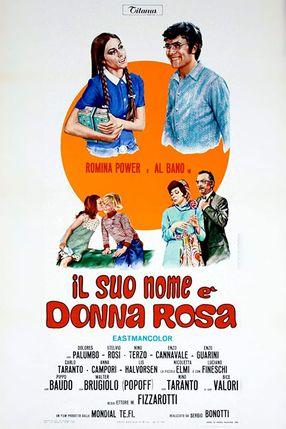 Poster: Il suo nome è Donna Rosa