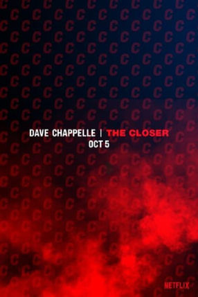 Poster: Dave Chappelle: The Closer
