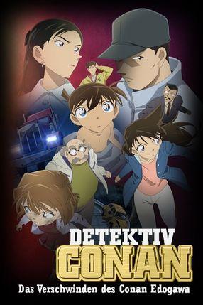 Poster: Detektiv Conan - Das Verschwinden des Conan Edogawa