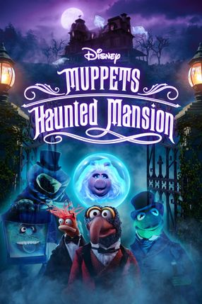 Poster: Muppets Haunted Mansion