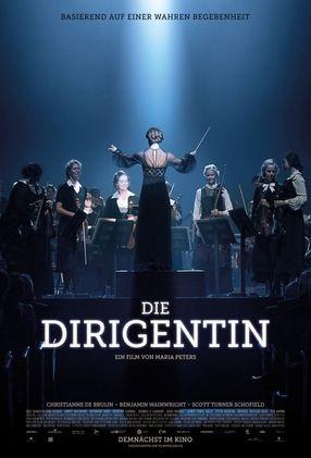 Poster: Die Dirigentin