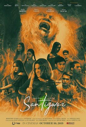 Poster: Santigwar