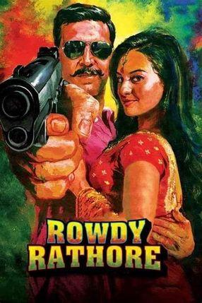 Poster: Rowdy Rathore