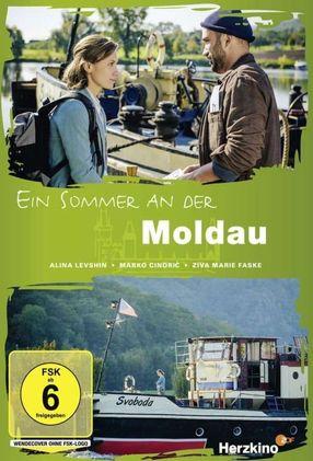 Poster: Ein Sommer an der Moldau