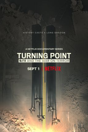 Poster: Turning Point: 9/11 and the War on Terror