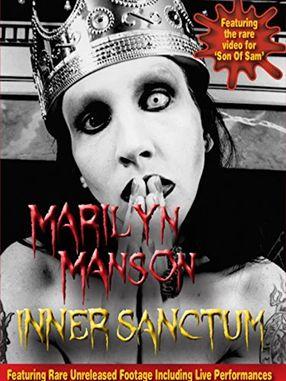 Poster: Marilyn Manson: Inner Sanctum