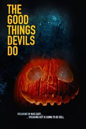 Poster: The Good Things Devils Do
