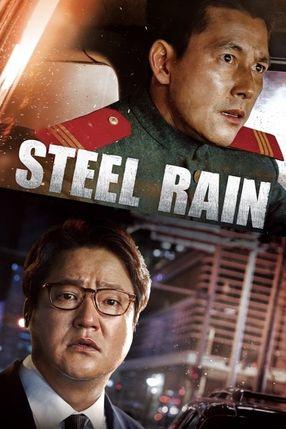 Poster: Steel Rain