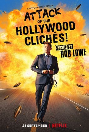 Poster: Attack of the Hollywood Clichés!