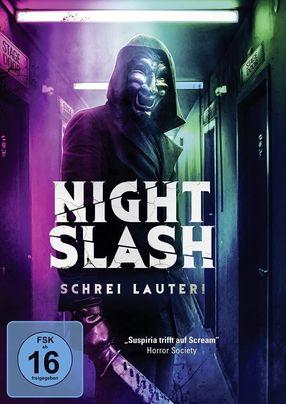 Poster: Night Slash - Schrei lauter!