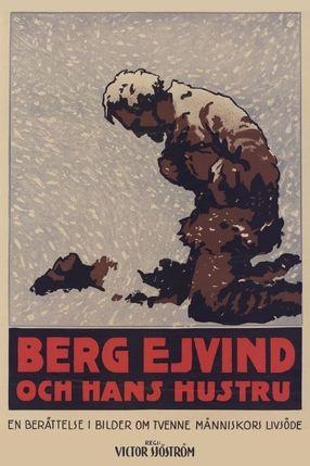 Poster: Berg-Ejvind und seine Frau