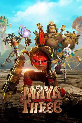 Poster: Maya und die Drei