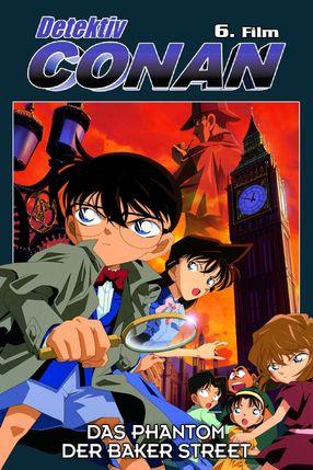 Poster: Detektiv Conan - 6.Film - Das Phantom der Baker Street
