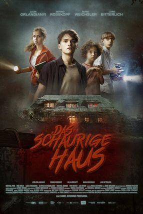 Poster: Das schaurige Haus