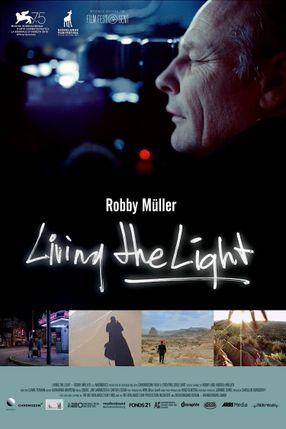 Poster: Living the Light: Robby Muller