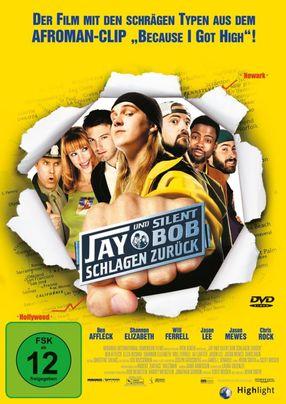 Poster: Jay und Silent Bob schlagen zurück