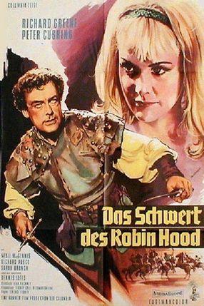 Poster: Das Schwert des Robin Hood