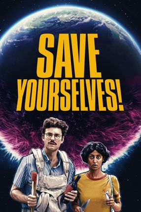 Poster: Save Yourselves!