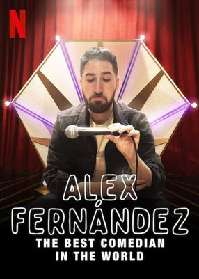 Poster: Alex Fernández: The Best Comedian in the World