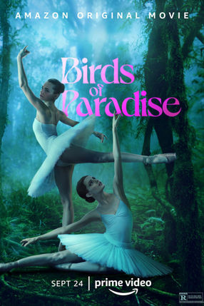Poster: Birds of Paradise