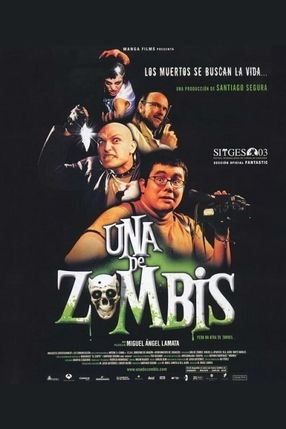 Poster: Una de Zombies