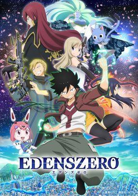 Poster: Edens Zero
