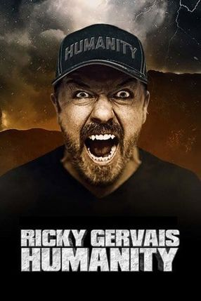 Poster: Ricky Gervais: Humanity