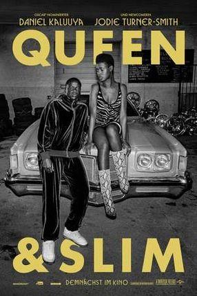Poster: Queen & Slim
