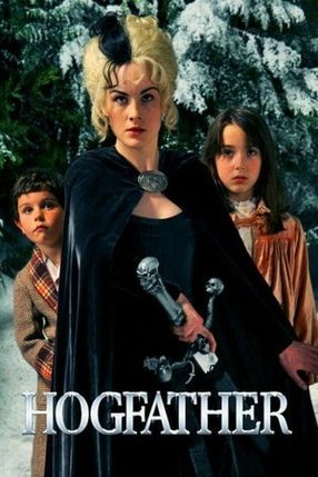 Poster: Hogfather - Schaurige Weihnachten