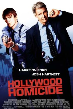 Poster: Hollywood Cops