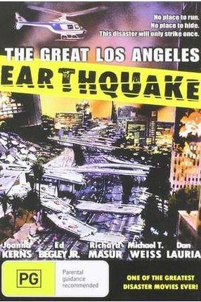 Poster: Das große Erdbeben in L.A.