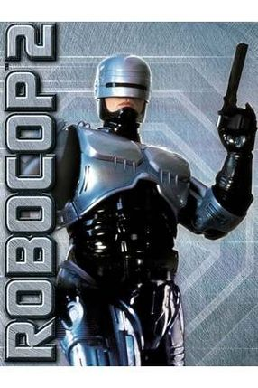 Poster: RoboCop 2