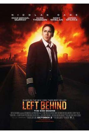 Poster: Left Behind