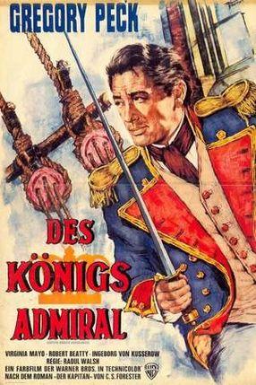 Poster: Des Königs Admiral