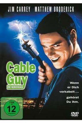 Poster: Cable Guy - Die Nervensäge