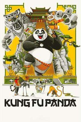 Poster: Kung Fu Panda