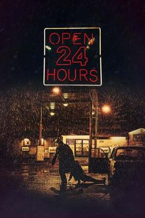 Poster: Open 24 Hours