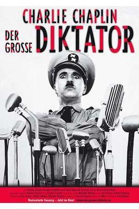 Poster: Der große Diktator