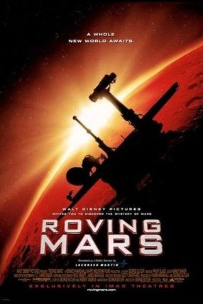 Poster: Der rote Planet - Expedition Mars